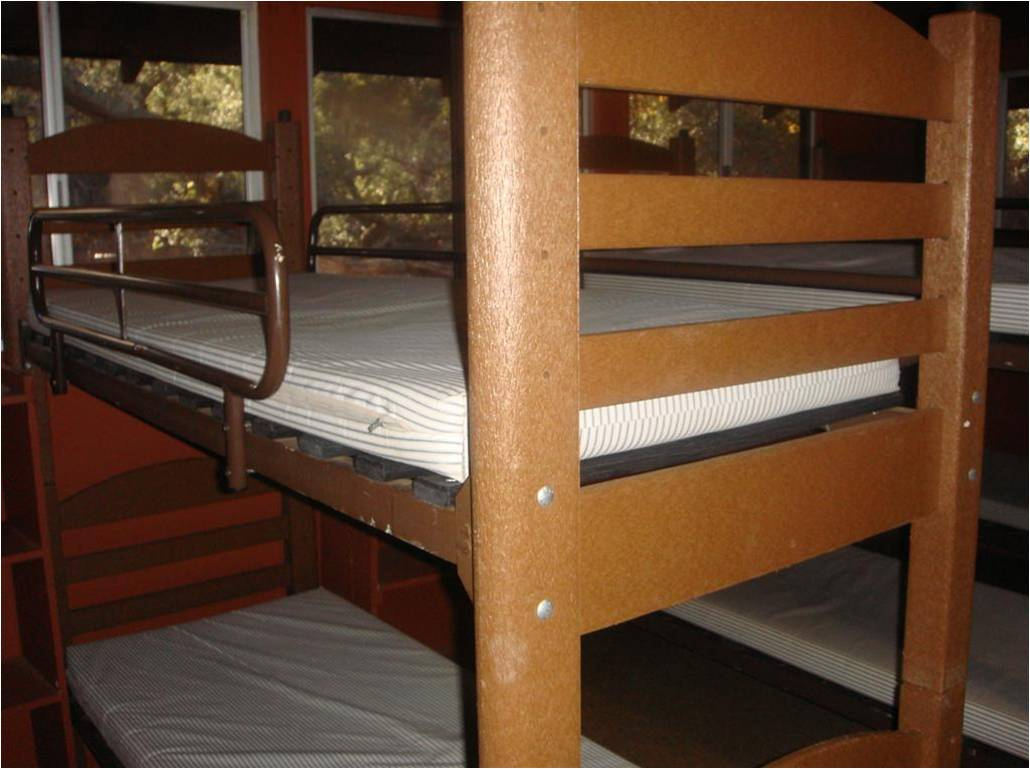 Recycled Bunk Beds